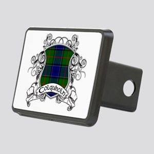 Colquholn Tartan Shield Rectangular Hitch Cover