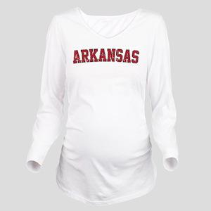 Arkansas - Jersey Long Sleeve Maternity T-Shirt