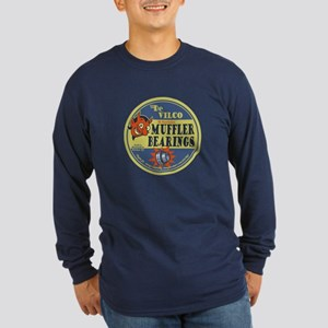 DeVilco Muffler Bearings Long Sleeve Dark T-Shirt