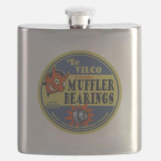 DeVilco Muffler Bearings Flask