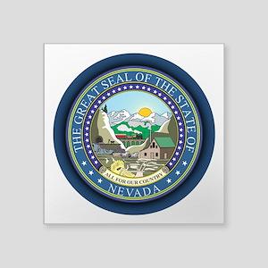 Nevada Seal Sticker