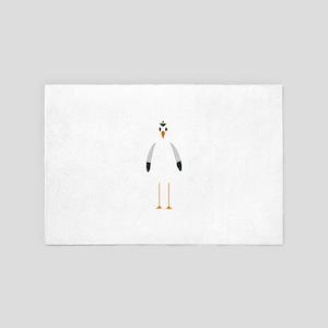 Captain Seagull 4' x 6' Rug