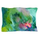 Abstract Flow Pillow Case
