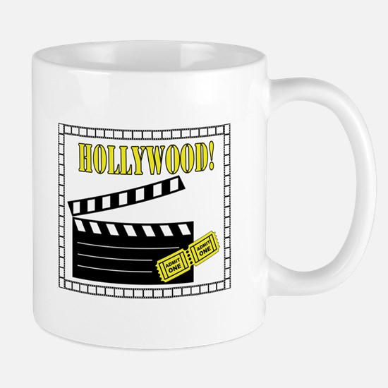 Hollywood! Mugs