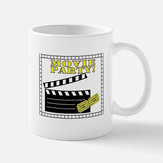 Movie Party! Mugs
