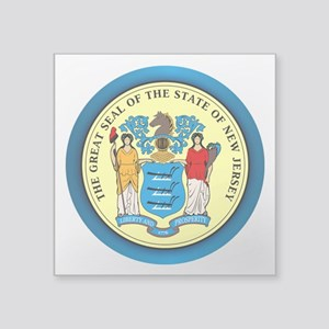 New Jersey Seal Sticker