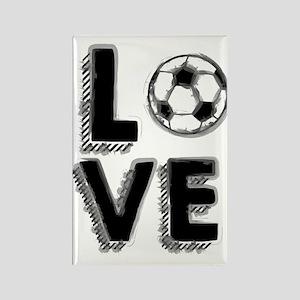 Soccer LOVE Magnets