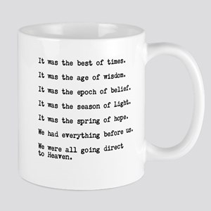 A Tale of Two Cities - Best of Times Mugs