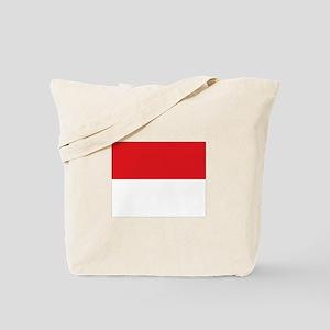 flag Monaco Tote Bag