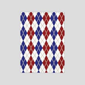 Americana Argyle 5'x7'Area Rug