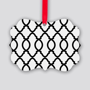 Trendy Moroccan Pattern Decorator Trellis Design O