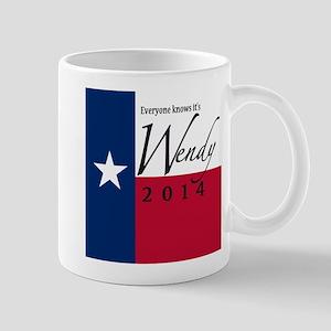 It's Wendy in Texas Mug