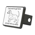 Wiener Play Hitch Cover
