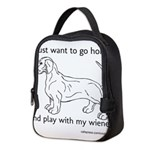 Wiener Play Neoprene Lunch Bag