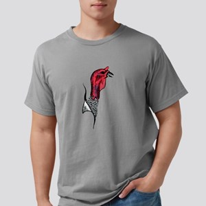Surreal Turkey Mens Comfort Colors Shirt