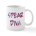 Spear Diva Mugs
