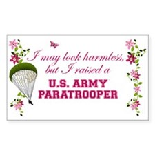 I Raised A Paratrooper Sticker (Rectangle)