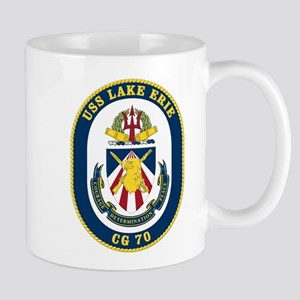 USS Lake Erie CG-70 Mugs
