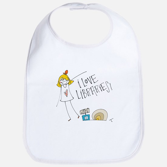 Library Love Bib