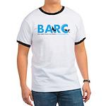 BARC Logo in Blue T-Shirt