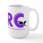 BARC Logo in Purple Mugs