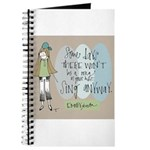 Sing Anyway Journal