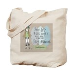 Sing Anyway Tote Bag
