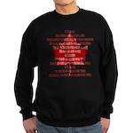 Canada Anthem Souvenir Sweatshirt