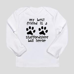 My Best Friend Is A Staffordshire Bull Terrier Lon