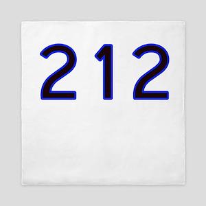 212 Queen Duvet