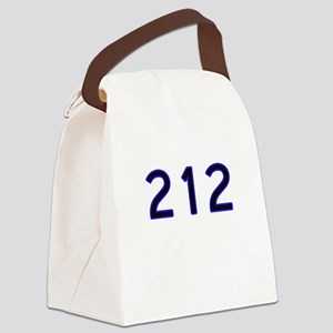 212 Canvas Lunch Bag