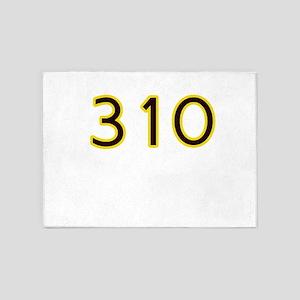 310 5'x7'Area Rug