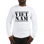 Viet Nam Long Sleeve T-Shirt