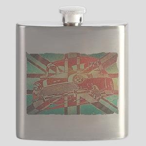 Mini Union Jack Flask