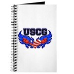 USCG Heart Flag Journal