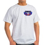 USCG Heart Flag Light T-Shirt