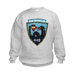 USS NICHOLAS Kids Sweatshirt
