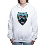 USS NICHOLAS Women's Hooded Sweatshirt