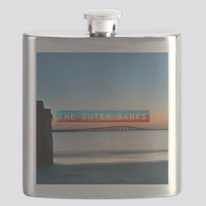 The Outer Banks. Flask