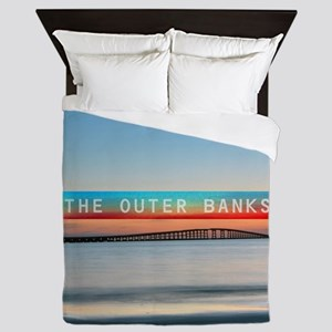 The Outer Banks. Queen Duvet