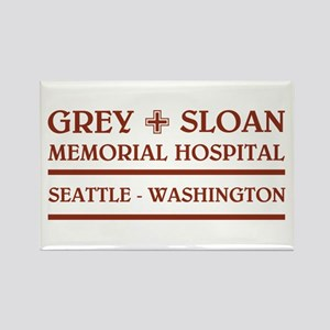 GREY SLOAN MEMORIAL HOSPITAL Magnets
