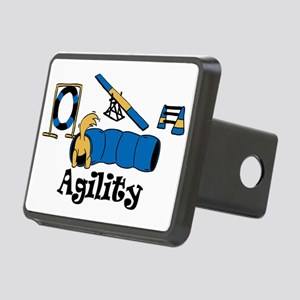 Agility Rectangular Hitch Cover