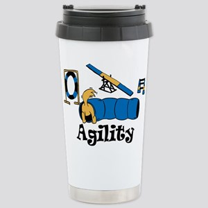 Agility Stainless Steel Travel Mug
