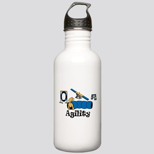Agility Stainless Water Bottle 1.0L
