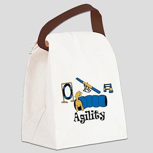 Agility Canvas Lunch Bag