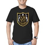 USS NOA Men's Fitted T-Shirt (dark)