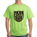 USS NOA Green T-Shirt