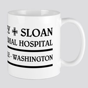 GREY SLOAN MEMORIAL HOSPITAL Mugs
