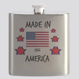 Made in 1966 Flask