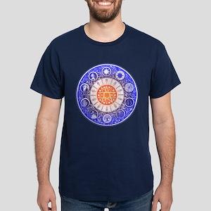 Sephirot Mandala Dark T-Shirt